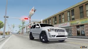 jeep punjabi grand cherokee srt8 for gta san andreas