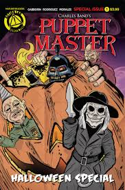 halloween lab puppet master annual 1 halloween 1988 issue