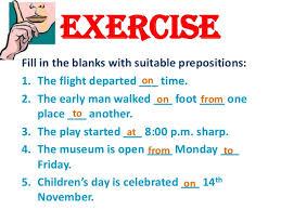 all worksheets worksheets of prepositions for grade 2