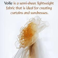 Drapery Fabric Characteristics Characteristics Of Voile Fabric