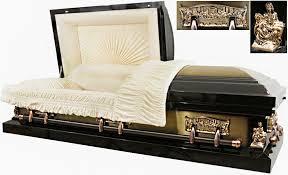 best price caskets best price caskets 8217 last supper casket pieta casket br