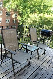 Apartment Patio Furniture by 29 Best Balcony Decor Images On Pinterest Small Balconies