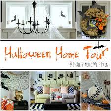 Halloween Home Decorating Halloween Home Decor