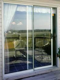 Sliding Glass Patio Storm Doors Replace Sliding Screen Door