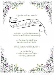Wording For Wedding Invitation Cards Best Wording For Wedding Invitation Card Idea With White