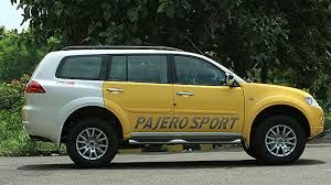 land rover pajero mitsubishi pajero sport 2014 price mileage reviews
