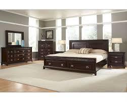 Elegant Bedroom Furniture Bedroom Najarian Furniture With Elegant Tufted Bed And Cozy Pergo