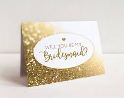 bridesmaids invitation cards bridesmaid invite etsy