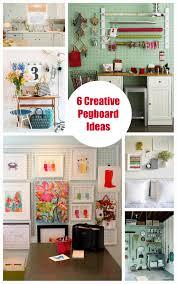 cool pegboard ideas 6 creative pegboard ideas organizing bright bold and beautiful