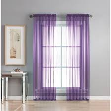 Purple Grey Curtains Curtain Purple And Gray Curtains Purple Kitchen Curtains Set