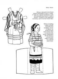 little indian navajo paper dolls around the world dover