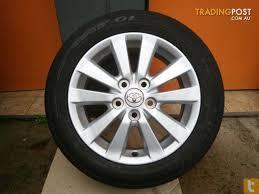 toyota corolla wheel wheels tyres toyota corolla levin 16 genuine alloys for sale in