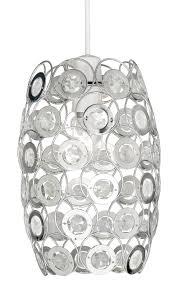 cl on light bulb shade oaks tulsa clear cylinder l shade 6401 cl oaks lighting