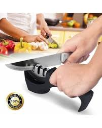 Knives For Kitchen Use Sweet Deal On Knife Sharpener 3 Stage Kitchen Knife Sharpener With