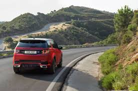 mitsubishi land rover new ingenium engines for 2018 land rover discovery sport range
