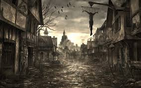 mystical halloween background dark creepy scary horror evil art artwork wallpaper 3 jpg 2880