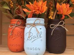 25 unique jar thanksgiving centerpieces ideas on