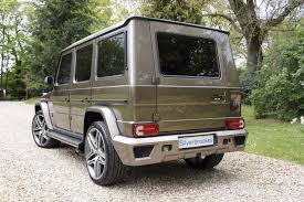 mercedes benz g class 7 seater used 1988 mercedes benz g wagon 280 ge for sale in west sussex