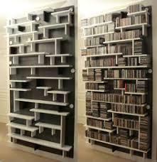 cd storage ideas etageres magnetiques v3 hubby mancave pinterest cd storage