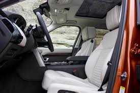 land rover lr4 interior 3rd row 2017 land rover discovery first drive review digital trends