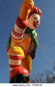 ronald mcdonald the 85th macy s thanksgiving day parade new york