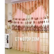 Inexpensive Window Valances Pink And Beige Living Room Elegant And Inexpensive Lace Curtains