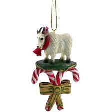 mountain goat ornament home