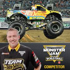 grave digger monster truck driver monster jam world finals xvii competitors announced monster jam