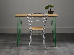 vintage hairpin table legs green hairpin table legs beblincanto tables vintage hairpin