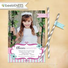 Baptismal Invitation Card Design Baptism Invitations For Girls Baptism Invitation Card For Baby