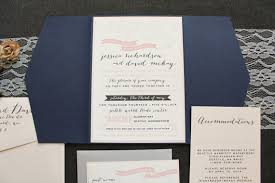 navy and blush wedding invitations navy and blush wedding invitation rustic wedding invite