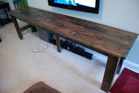build a console table how to build a rustic console table coma frique studio 402ecfd1776b