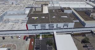 union supporters at tesla factory say model 3