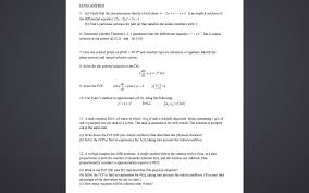 calculus archive october 04 2015 chegg com