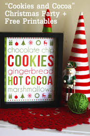 christmas cookie party invitations christmas lights decoration