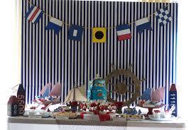 photo nautical themed baby shower image