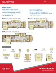 fleetwood rv brochures floorplans and catalogs rv literature