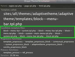 theme drupal menu block how to theme a menu block in drupal stack overflow
