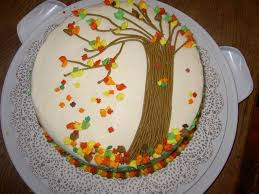 Fall Cake Decorations Cake Decorating Ideas For Fall 28 Images Simple Fall Cake