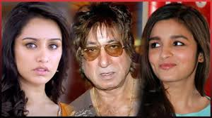 Shakti Kapoor Family S Biggest Controversies Photos - shakti kapoor shocking comparison alia bhatt with her daughter
