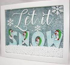 printable vinyl letters let it snow shadow box inkjet printable vinyl on inside vinyl