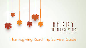 thanksgiving road trip survival guide atlanta ga toyota