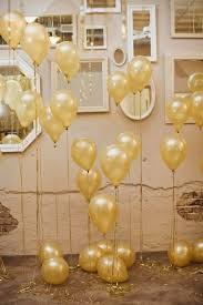 nye party kits 12 easy diys to decorate your nye party in minutes gold balloons