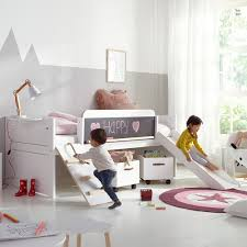 Nordic Bedroom by Limited Edition Play Learn U0026 Sleep Bed By Lifetime Scandi Style