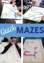 Challenge Directions What Is Going On In Your Science Class It S All Mazes Maze