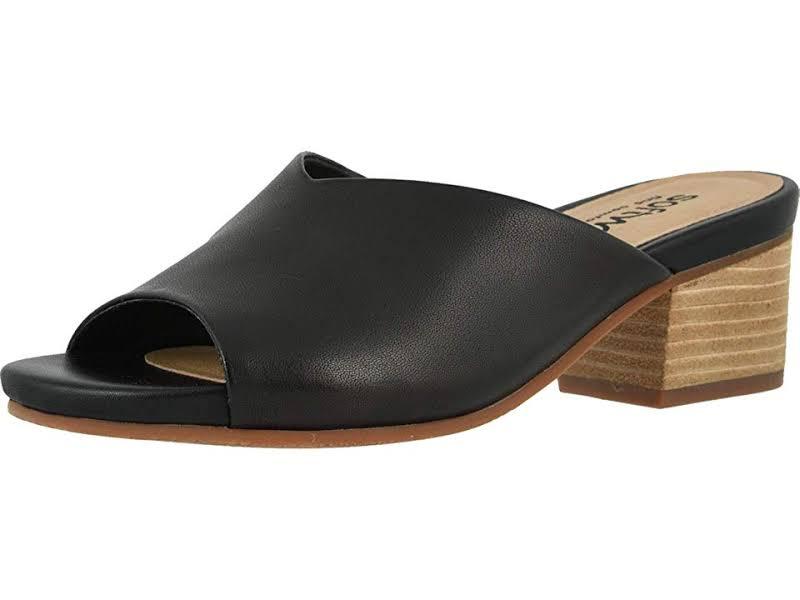 SoftWalk Parker Block Heel Slide, Adult,