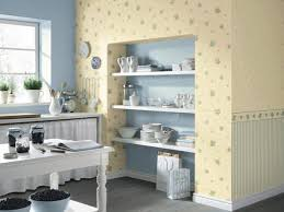 kitchen wallpaper designs ideas white kitchen cabinets and modern wallpaper ideas for decorating