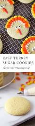 Thanksgiving Game Ideas For Adults Turkey Sugar Cookies Recipe