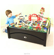 imaginarium train set with table 55 piece imaginarium train table layout instructions toys home and house
