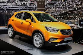 opel cars 2016 2016 opel mokka x shows off in geneva autoevolution